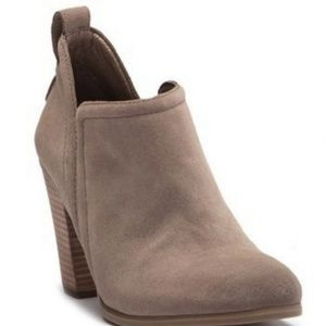 Vince Camuto Francia Foxy Ankle Booties Size 6m